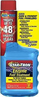 Star Tron Enzyme Fuel Treatment - Regular Gas Formula 8 oz - Treats 48 Gallons, Model Number: 14308