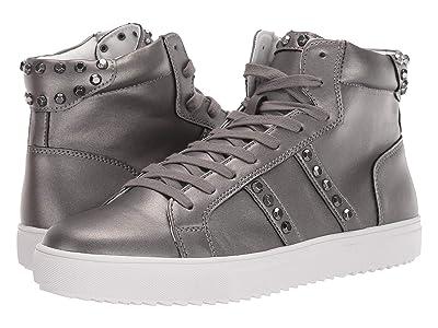 Steve Madden Skale Sneaker (Gunmetal) Men