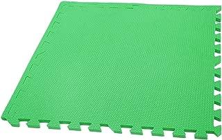 IncStores Eco Soft+ Foam Tiles (2ft x 2ft Tiles) Interlocking Foam Flooring Mats with Removable Edges