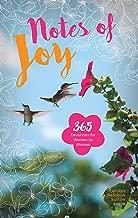 Notes of Joy  Woman's Devotional