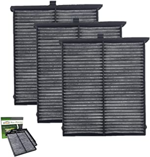 3 Pack FD811 Cabin air filter for Mazda 3,6,CX-5, Replacement for CF11811,KD45-61-J6X
