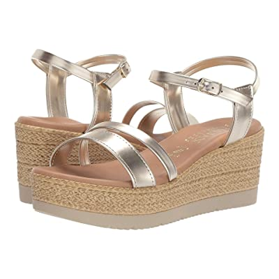 Italian Shoemakers Mya (Platinum) Women