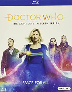 Doctor Who: The Complete Twelfth Series (Blu-ray)