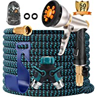 BLAVOR 50ft Flexible,Lightweight,Expandable Garden Hose BLAVOR 50ft Flexible,Lightweight,Expandable Garden Hose