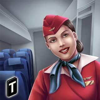 Airplane Flight Attendant - Career Job Sim