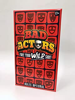 Bad Actors Version. 2.0 - The Character Impersonation Party Game