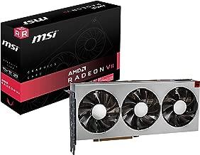 MSI Gaming Radeon VII 16GB 4096-bit HBM2 DP/HDMI Vega Architecture Graphics Card (Radeon VII 16G)