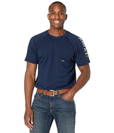 Ariat Rebar Heat Fighter Short Sleeve T-Shirt