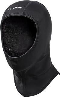 Select Sizes SaniMomo Performance 5mm Neoprene Dive Hood//Wetsuit Hood//Bib Hood//Snorkeling Hood//Surfing Hat Hood