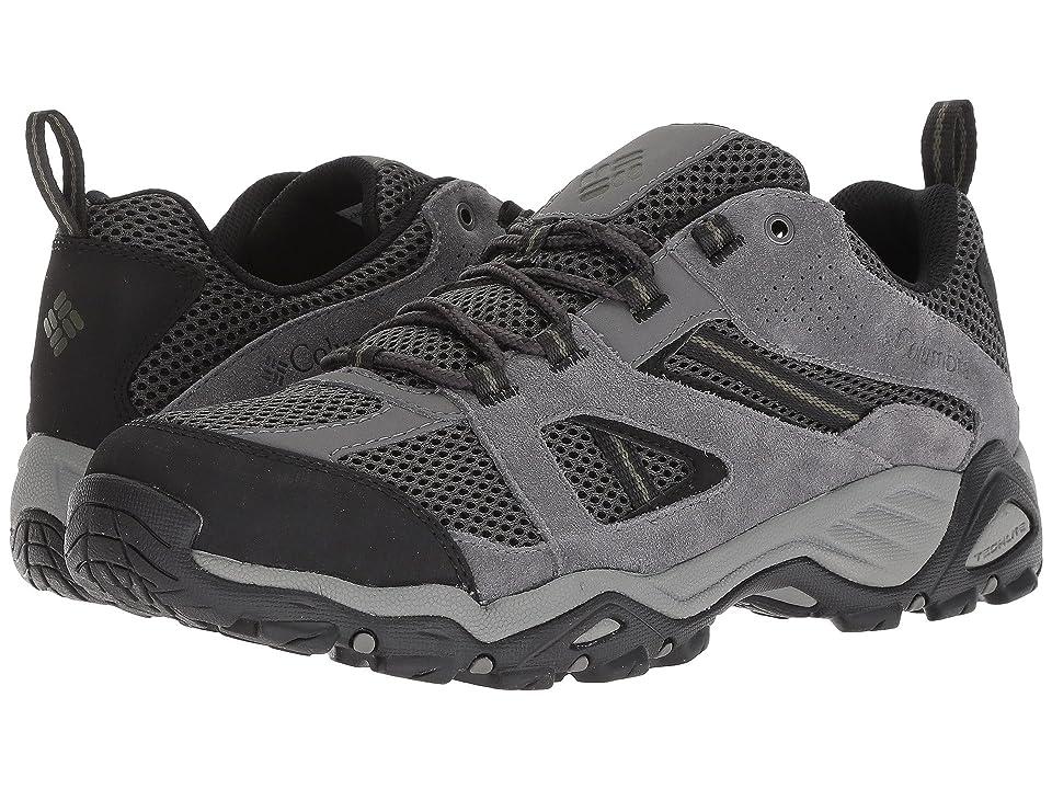 Columbia Hammondtm Low Trail Shoe (City Grey) Men