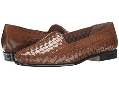 Trotters Liz (Brown Calf) Women