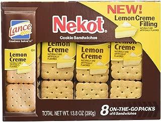 jackson jumble lemon cookies