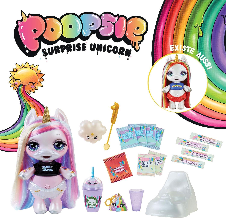 Splash Toys – Poopsie Das Einhorn, Rosa oder Regenbogen (zufällige Modellauswahl) B07C7FHVVM Erste Qualität    Wonderful