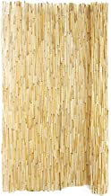 Backyard X-Scapes Peeled Reed Fencing, 6ft H x 16ft L