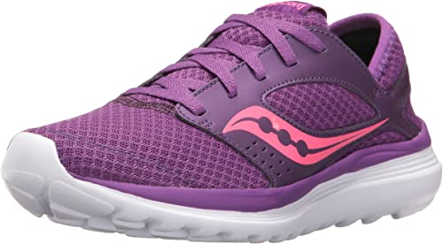 Saucony Wohommes Kineta Relay FonctionneHommest chaussures, violet rose, 5.5 M US