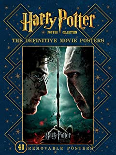 Harry Potter Poster Collection: The Definitive Movie Posters (Insights Poster Collections)