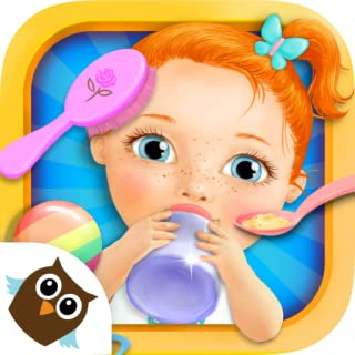baby diaper changing games
