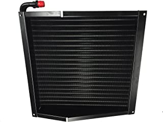 NEW Replacement Hyd. Oil Cooler A184084 For Case IH Skid Steer Loader 1835C 1838 1840 1845C