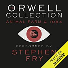 Orwell Collection: Animal Farm & 1984
