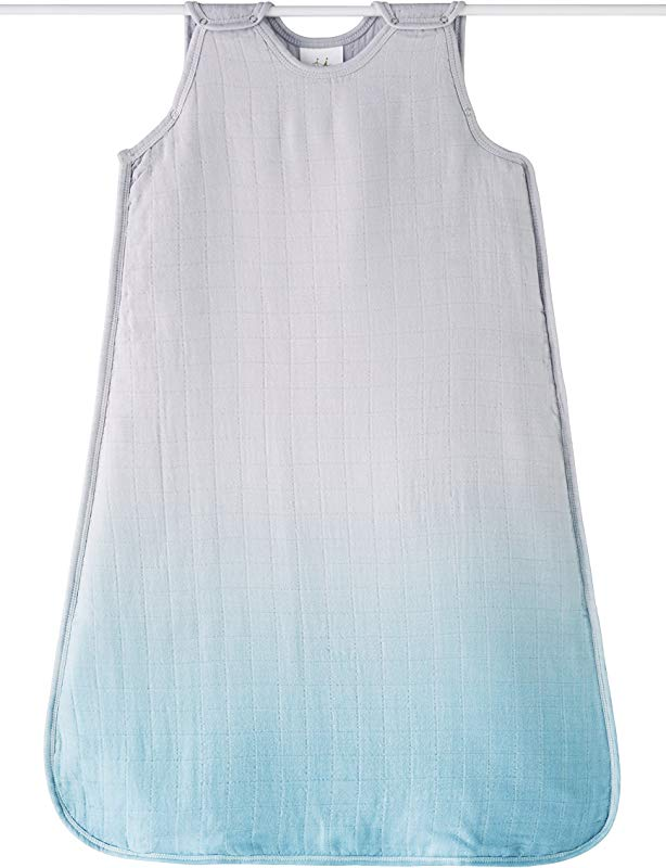 Aden Anais Merino Muslin Sleeping Bag Seaside M