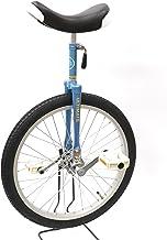 """どのスポーツのトレーニングにも一輪車は最適。 バランス感覚・体幹を鍛えられます!MYSオリジナルモデル""""Stay On Top""""【MYS20BL】コズミックブルー 20インチ 日本一輪車協会認定 ベルマーク参加商品 一輪車 ユニサイクル プレゼント キッズ 高学年"""
