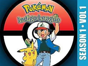 Pokémon: Indigo League-Volume 1