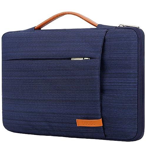 d582efb5dff Lacdo 360° Protective Laptop Sleeve Case Briefcase Compatible 15.6 Inch  Acer Aspire, Predator,