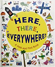 C.R. Gibson Gibby & Libby Here, There and Everywhere Seek and Find Book
