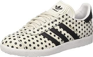 (4.5 UK, White (Balcri / Negbas / Ftwbla 000)) - adidas Women's Gazelle Trainers