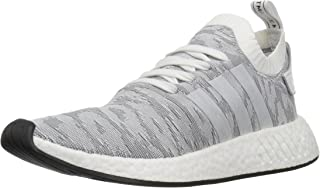 low priced 2f904 cc8cb Amazon.com: Adidas NMD R2 Primeknit Women black