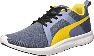 Puma Men's Frost Idp Asphalt-Infinity-Spectra Yello Running Shoes