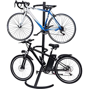 Modular Bicycle Floor Stand Unit