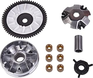 Primary Clutch Variator Kit Replacement for 50cc Kymco Agility People Like 4T 4 Stroke Scooter
