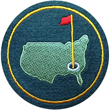 Titan One Europe - Golf Sports Jacket Patch (Green)