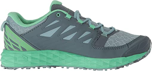 Stone Blue/Jade Green