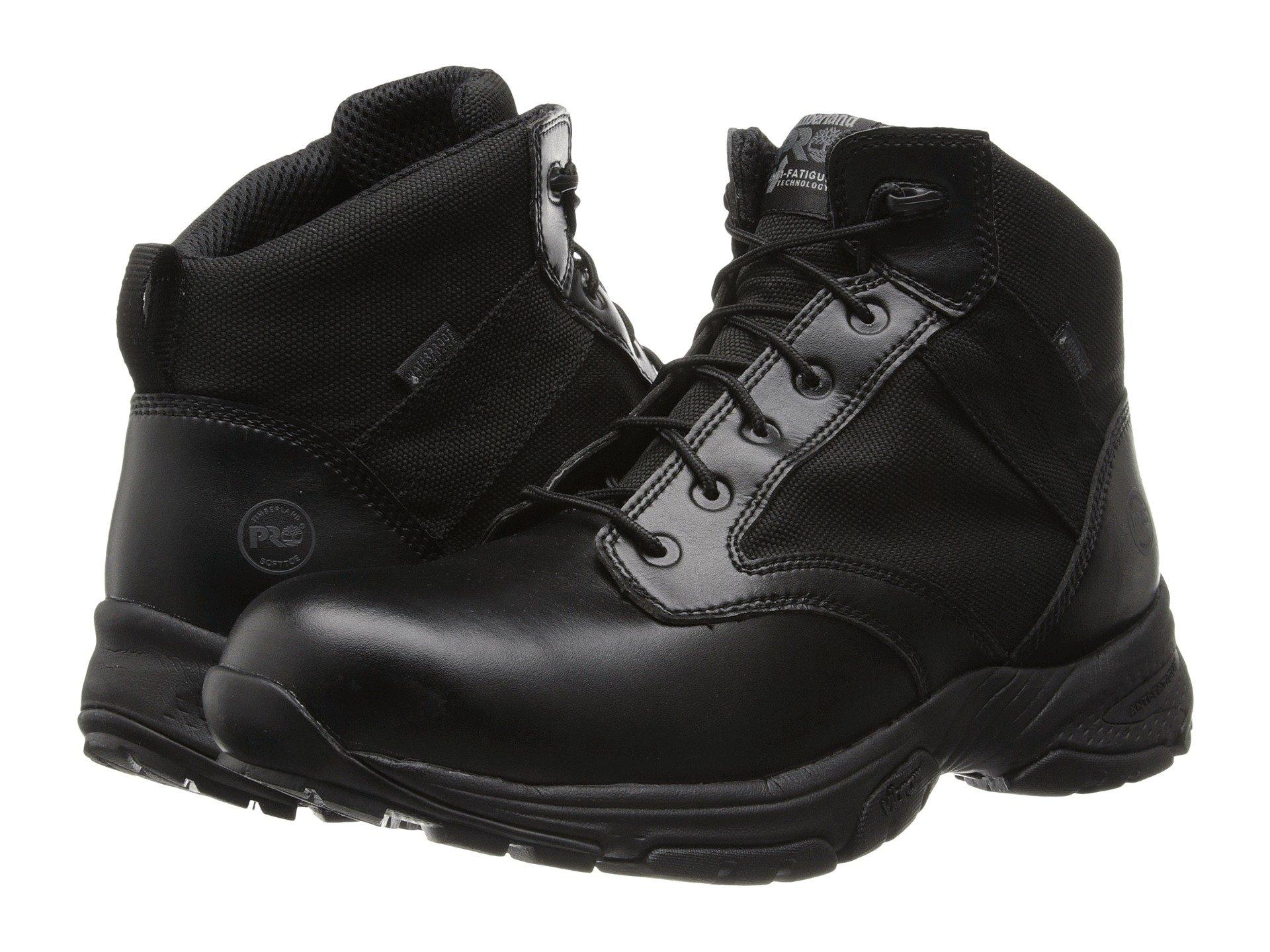 a37b261f4 Black. 282. Timberland PRO. Valor Tactical 5