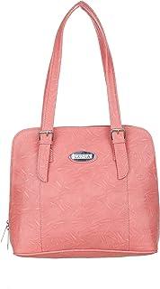 Janta PU Leather Women Shoulder Bag (Orange-3195)