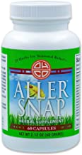 OHCO AllerSnap Natural Chinese Herbal Remedy 60 Capsules