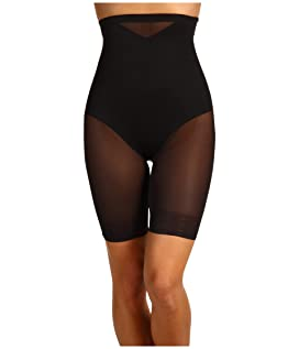 Extra Firm Sexy Sheer Shaping Hi-Waist Thigh Slimmer
