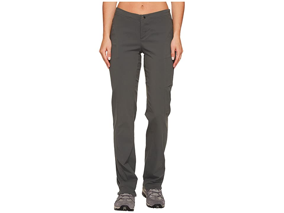Columbia Just Righttm Straight Leg Pant (Grill) Women