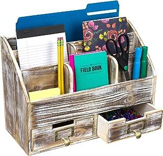 Best rustic desk organizer Reviews