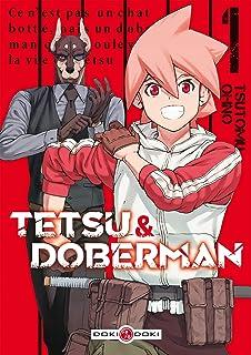 Tetsu & Doberman 1