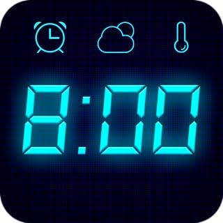 Visual Clock - Simple Big Digital Clock Display