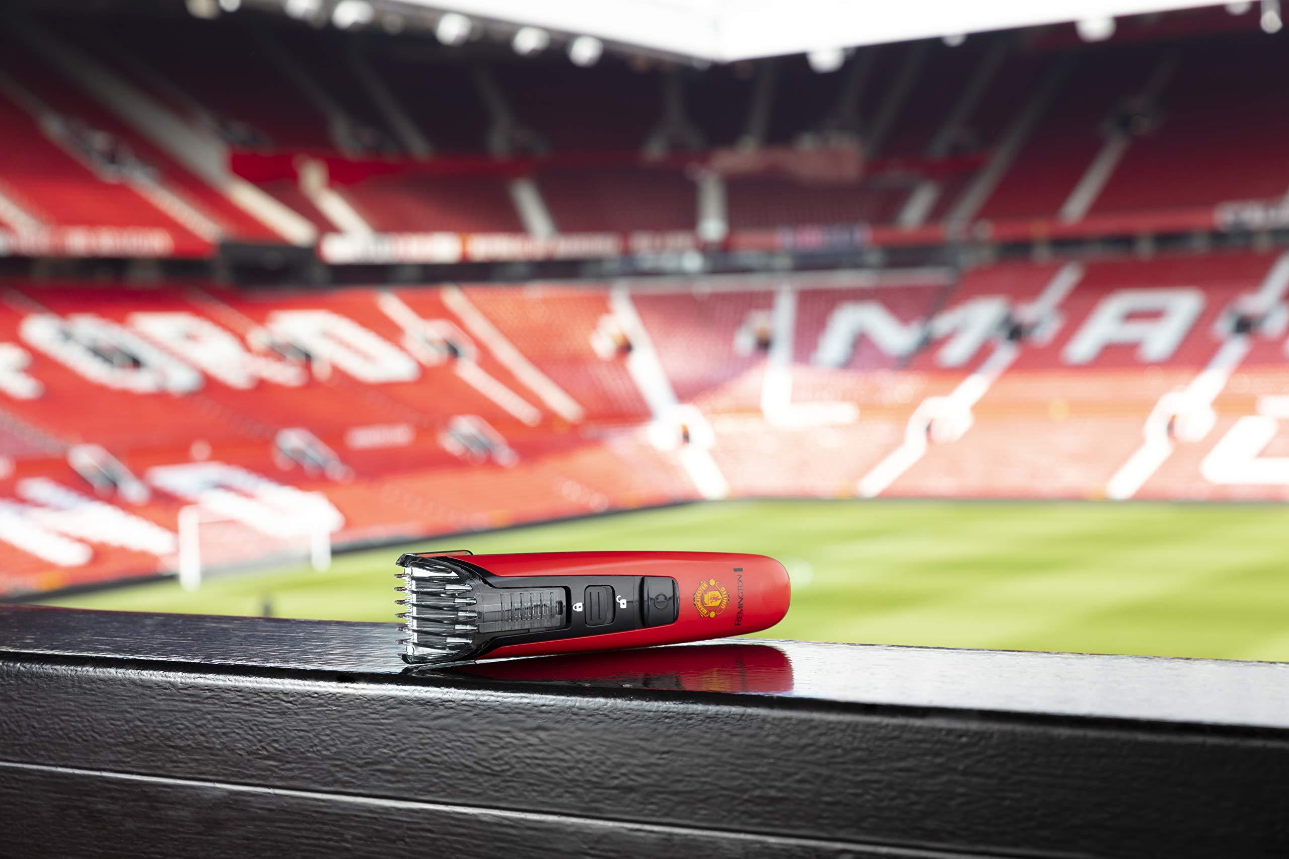 REMINGTON Beard Boss MB4128 - Barbero edición Manchester United ...