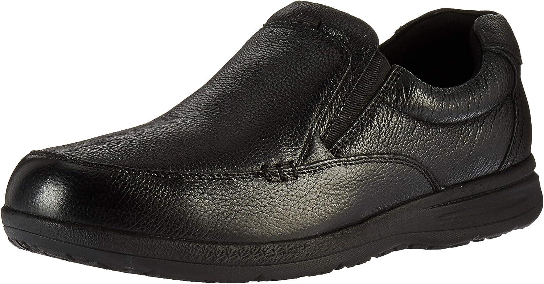 Nunn Bush Men's Cam Slip-on Lightweight Comfortable Casual Loafer