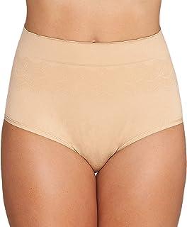 Vanity Fair Women's No Pinch-No Show Seamless Brief Panty 13170