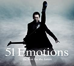 Tomoyasu Hotei - 51 Emotions The Best For The Future (3CDS+DVD) [Japan CD] TYCT-69103