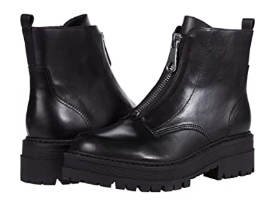 Marc Fisher LTD Paralee (Black Leather) Women