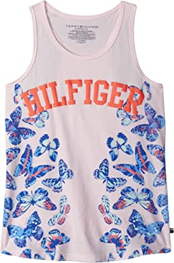 Butterfly Tank Top (Big Kids)