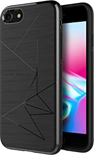 Nillkin iPhone 8 Case, Magnetic TPU Case [Specially Designed Car Magnetic Wireless Charger] Slim Soft Back Cover for iPhone 8